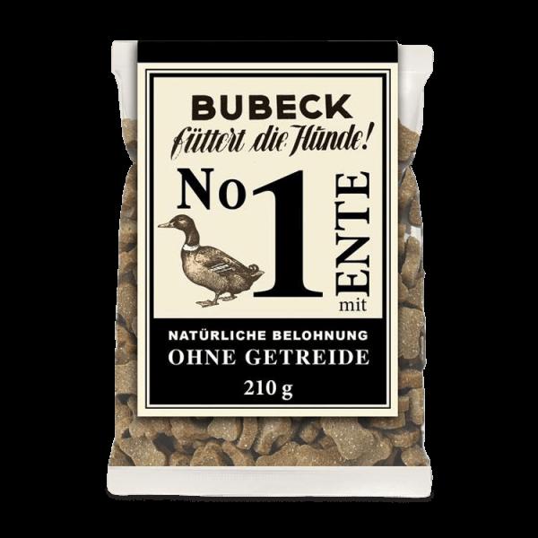 Bubeck Nr. 1 mit Ente