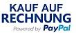 Kauf auf Rechnung - powered by PayPal