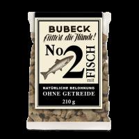 Bubeck Nr. 2 mit Fisch