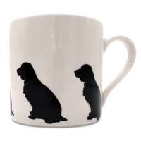 Tassen und Kaffeebecher Victoria Armstrong Collection Spaniel