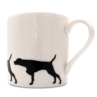 Tassen und Kaffeebecher Victoria Armstrong Collection Pointer / Vorstehhund