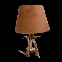 Hirschlampe mit Samt