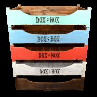 DoxBox - Hundebett aus Holz
