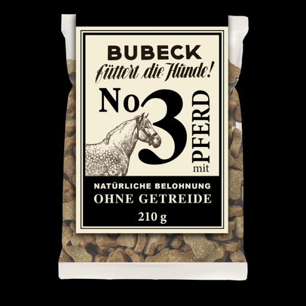 Bubeck Nr. 3 mit Pferd