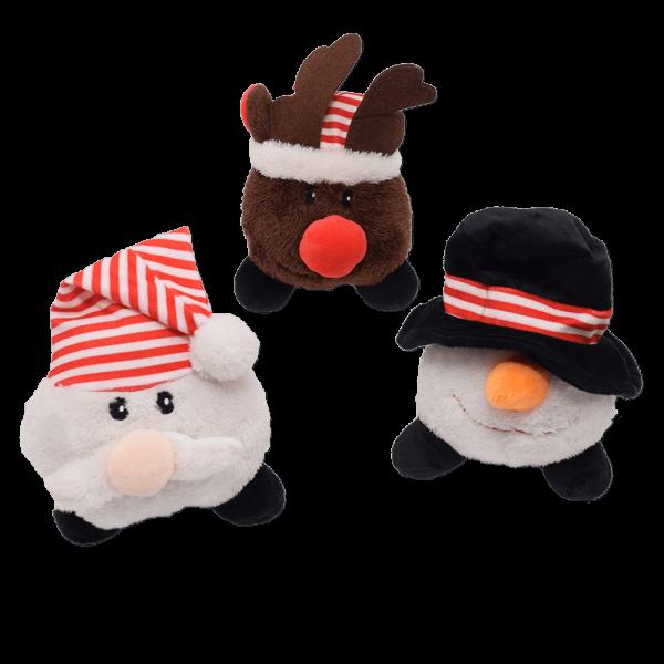 Weihnachtsgang Hundespielzeug