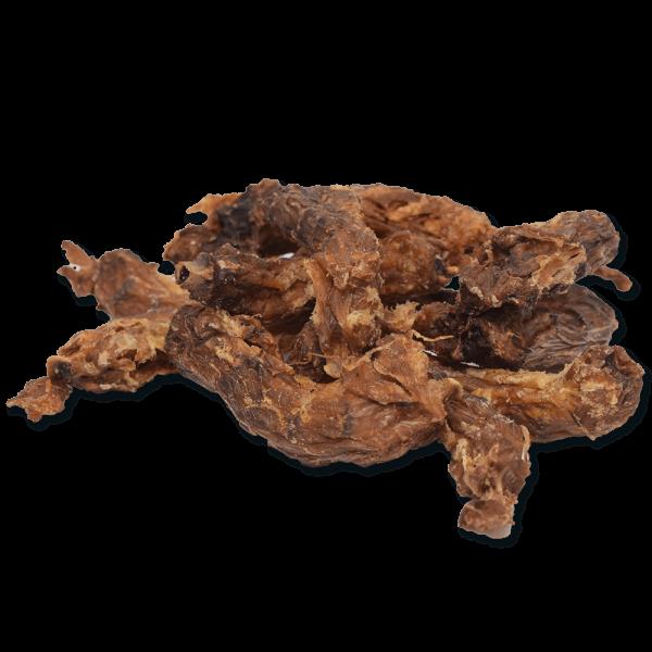 Kausnack Hähnchenhälse, getrocknet 500g