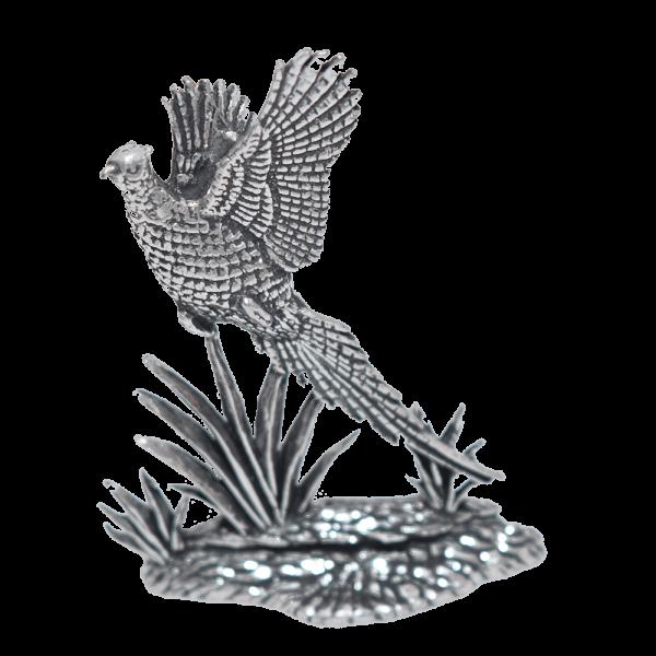 Gamebird Zinnfigur Fasan