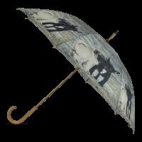 Regenschirm Mops & Franz. Bulldogge