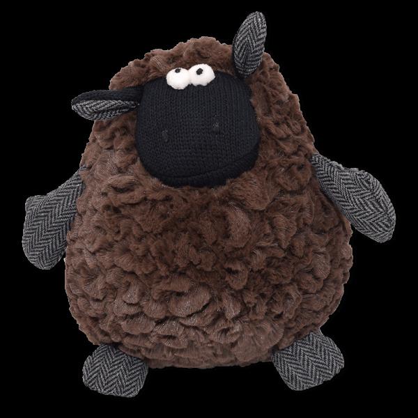 Plüschtier - das braune Tweedschaf Mini Brownie