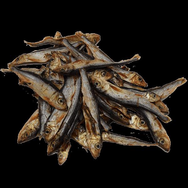 Trockenfisch Sprotten - 200g Beutel