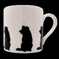 Tassen und Kaffeebecher Victoria Armstrong Collection Border Collie