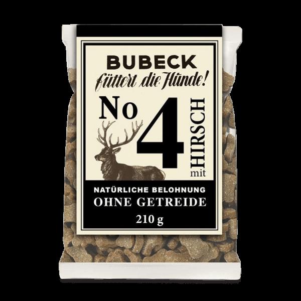 Bubeck Nr. 4 mit Hirsch