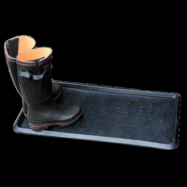 Stiefelschale - Gummimatte für Stiefel und Schuhe