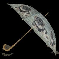 Regenschirm Dackel