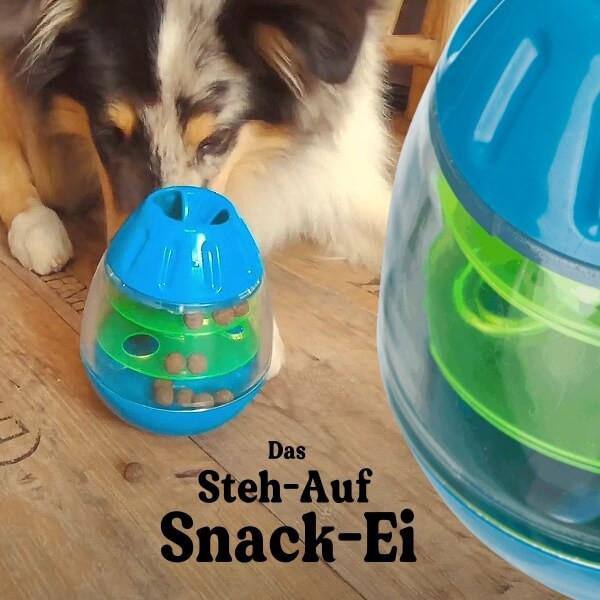 """Snack-Spielzeug """"Steh-Auf-Effekt"""""""