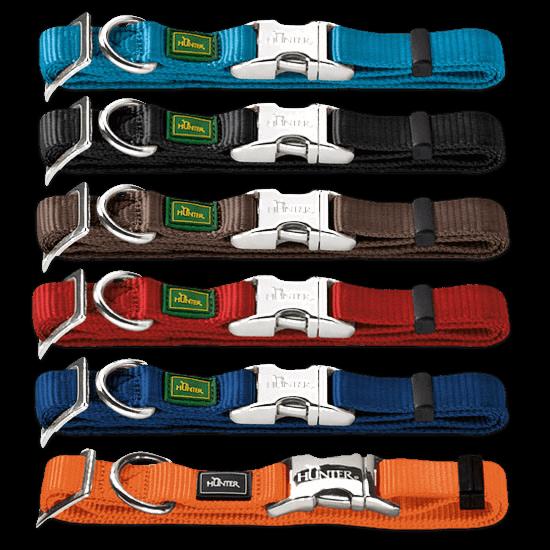 Hunter Halsband Vario Basic Alu-Strong