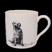 Tasse / Kaffeebecher Victoria Armstrong Collection Golden Retriever