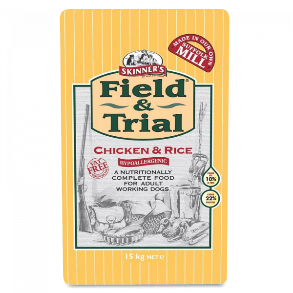 Skinners F&T Chicken & Rice