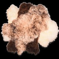 ROMNEYS Sheepskin Hundedecke - Schaffell für Hunde