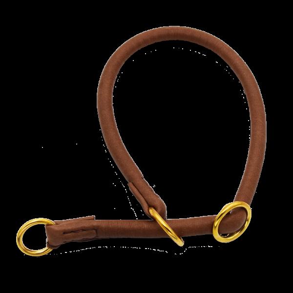 Rundleder Halsband