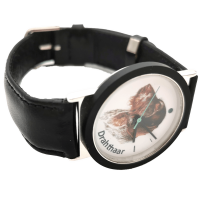 Armbanduhr mit Hundemotiv Deutsch Drahthaar