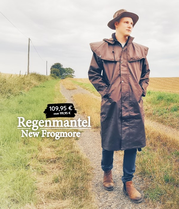 ROMNEYS Regenmantel New Frogmore