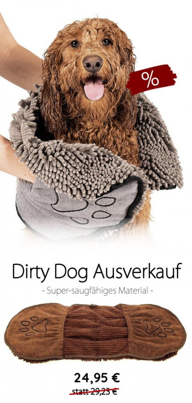 Dirty Dog Shammy