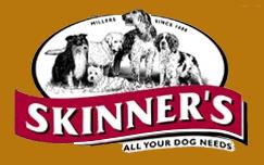 Skinner's Premium Hundefutter direkt aus England - ausgewogenes Komplettfutter der Familie Skinner