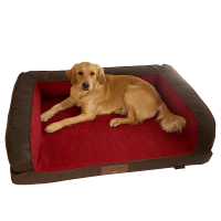 Hundesofa DogBed Beckley Rot - George Barclay