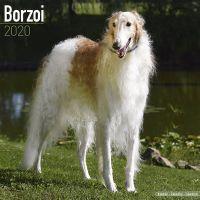 Kalender 2020 Barsoi / Borzoi