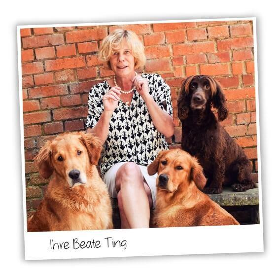 Hundegeschichten von Beate Ting