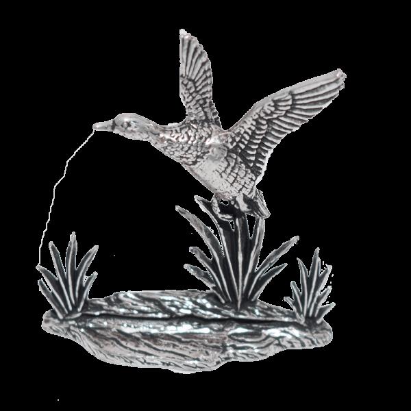 Gamebird Zinnfigur Ente
