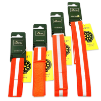 Hunter Warnband - Signalhalsung mit Klettverschluss S