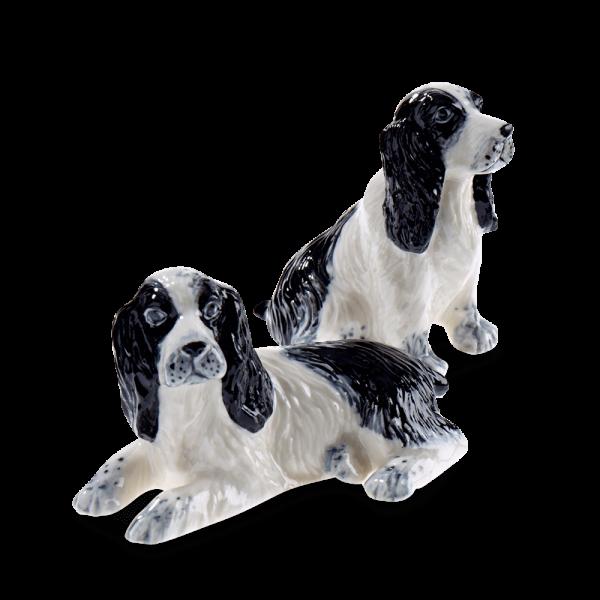 Salz und Pfefferstreuer mit Hundemotiv