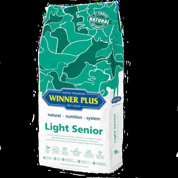 Winner Plus Light Senior, 18 kg