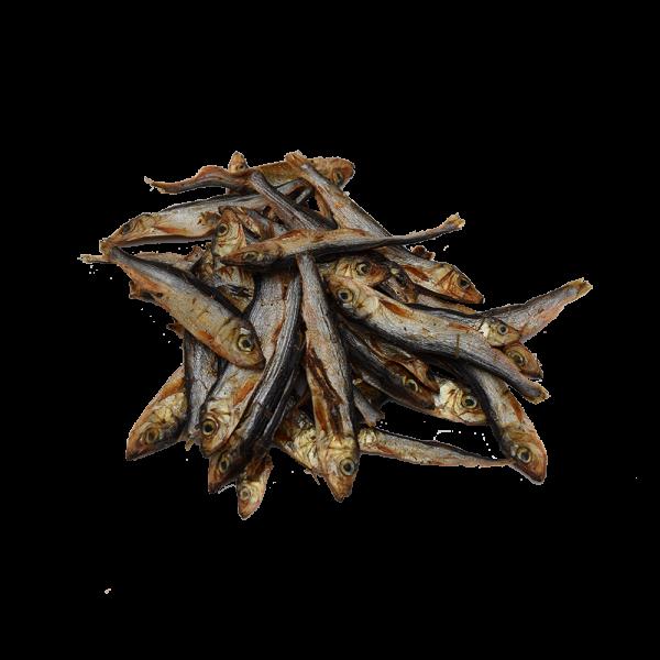 Trockenfisch / Sprotten - 200g Beutel