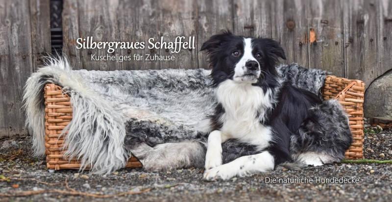 ROMNEYS Schaffell für Hunde