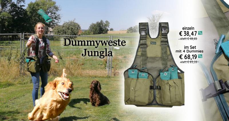ROMNEYS Dummyweste Jungla