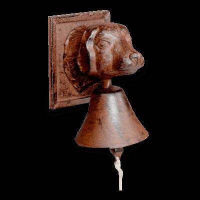 Türglocke Hundekopf