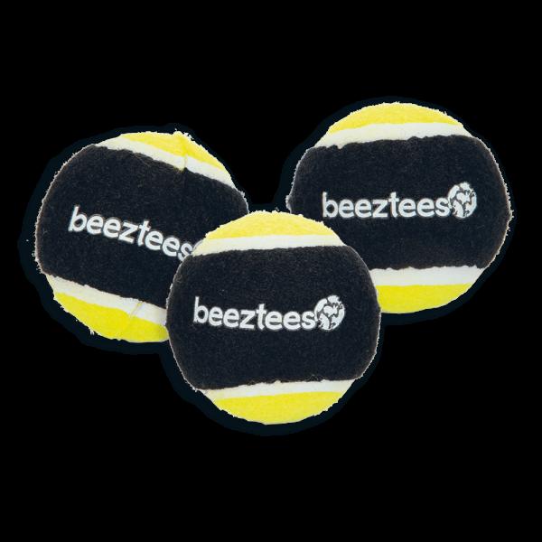 Beeztees Tennisbälle für Hunde
