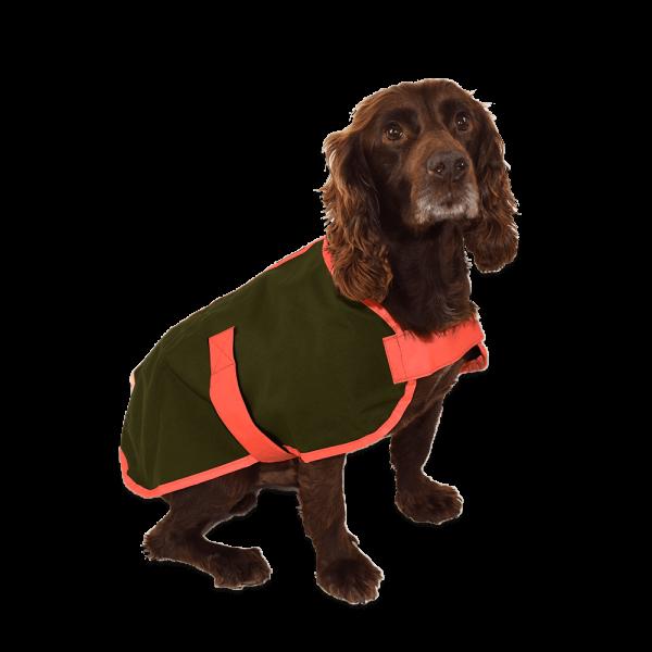 ROMNEYS Hundemantel Safety